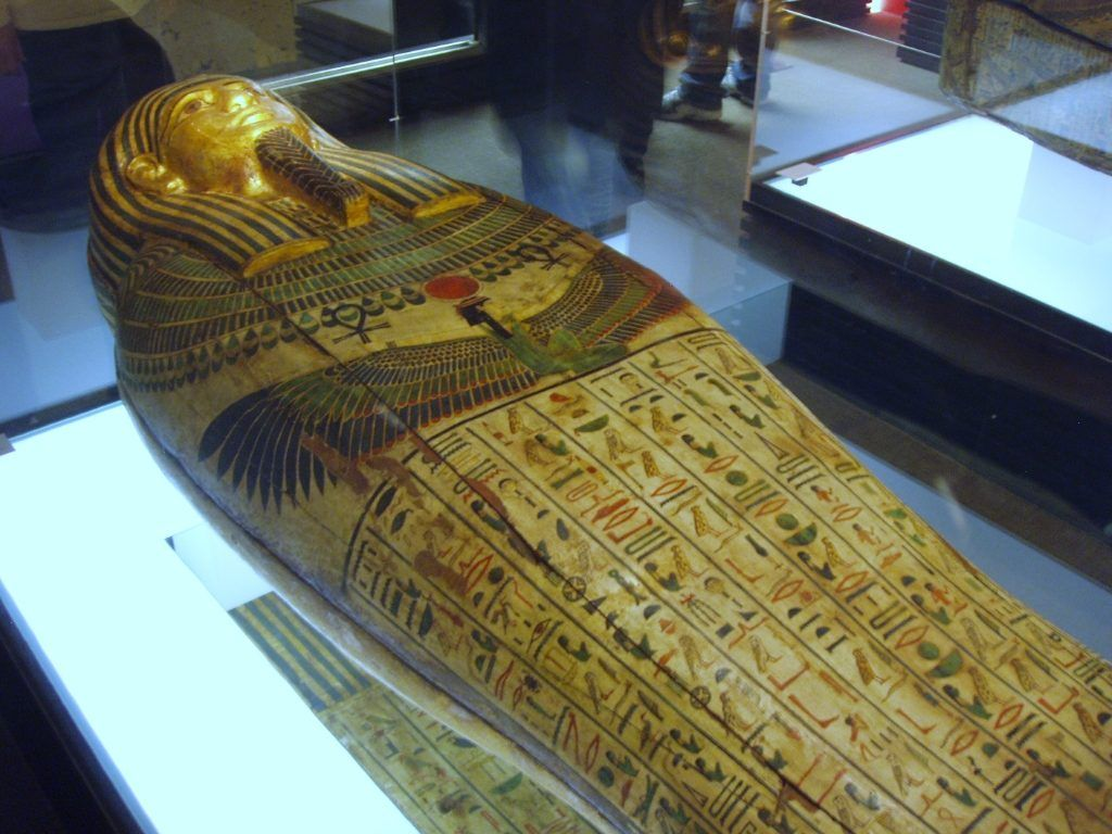 cultura de egipto en madrid