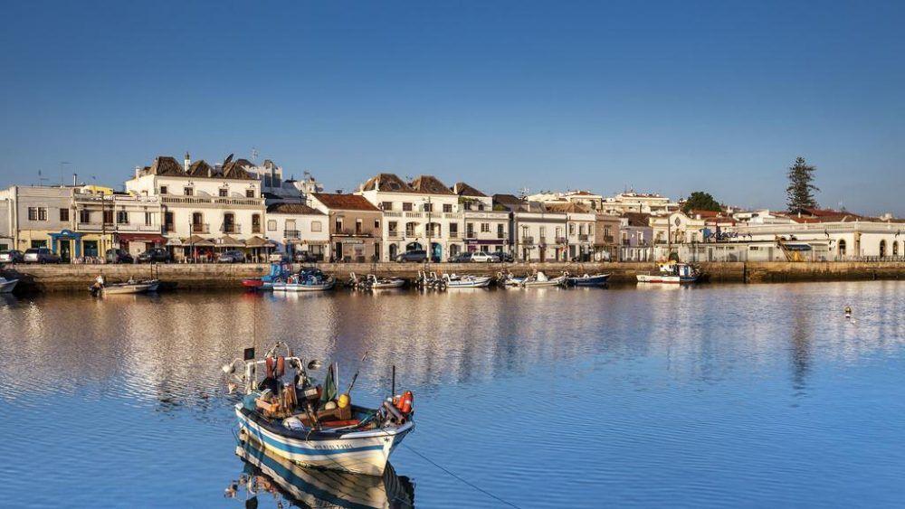 Tavira, una joya del Algarve