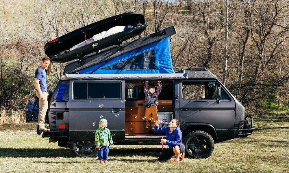 viajar en caravana camperizada