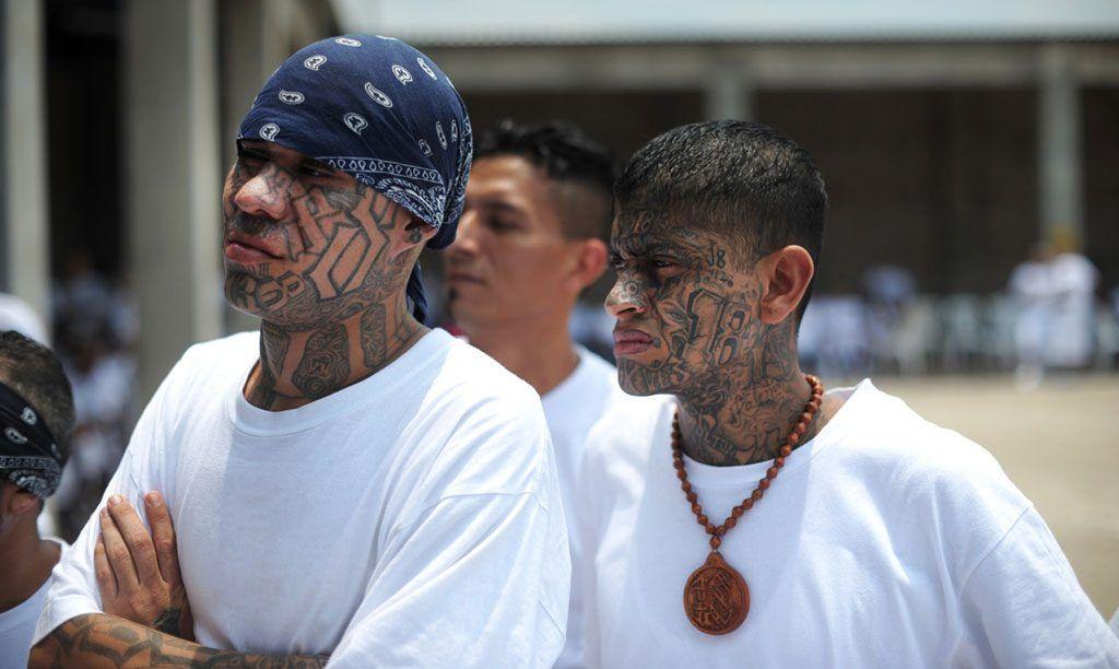 El Salvador criminalidad