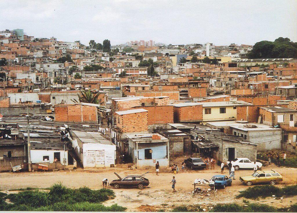 Fabelas en Brasil