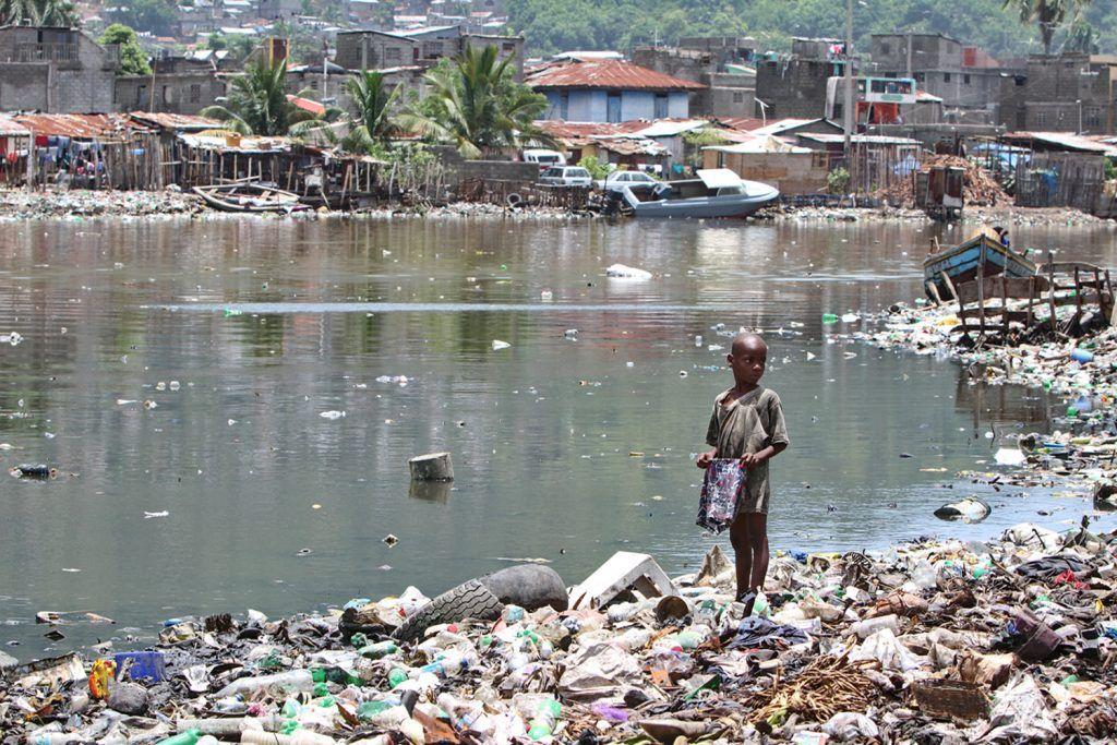 Desastres naturales en Haití