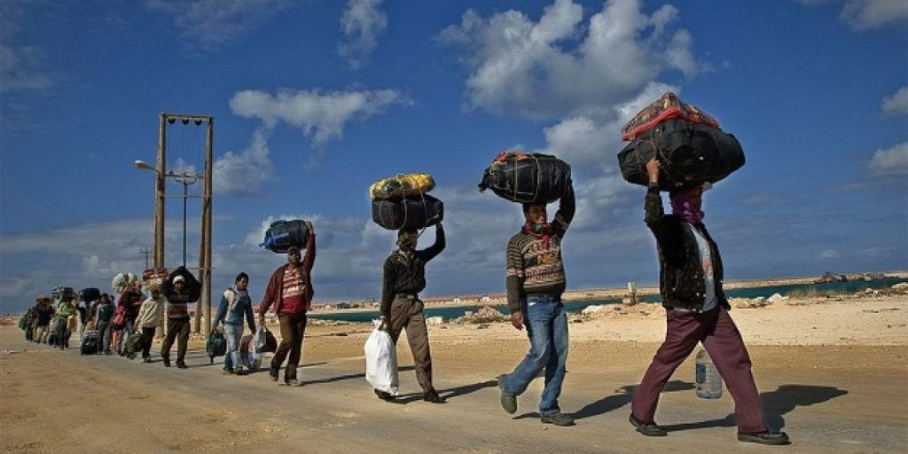 Libia inseguridad