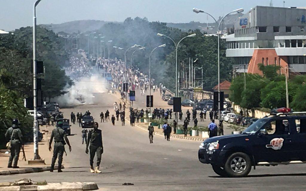 Terrorismo en Nigeria