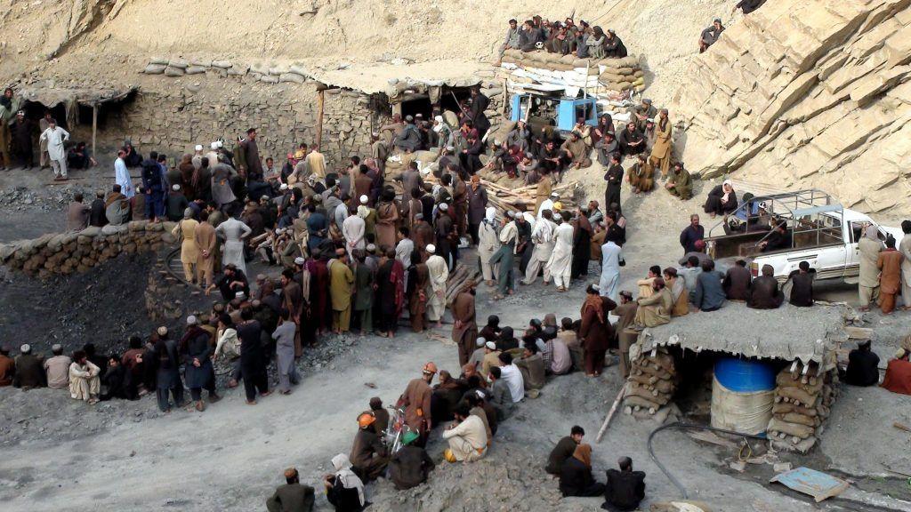 Paquistán conflictos