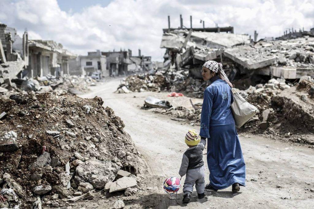 Siria el país más peligroso