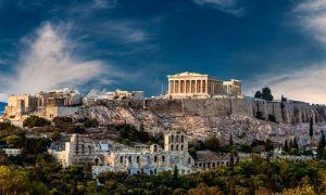 visitar la Acrópolis de Atenas