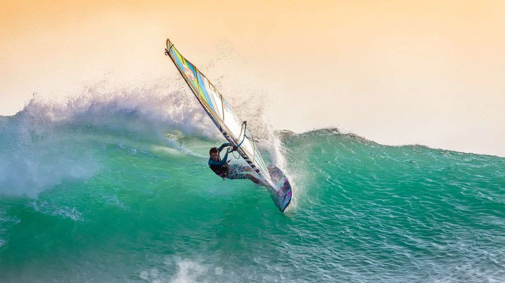 Windsurf en Tarifa