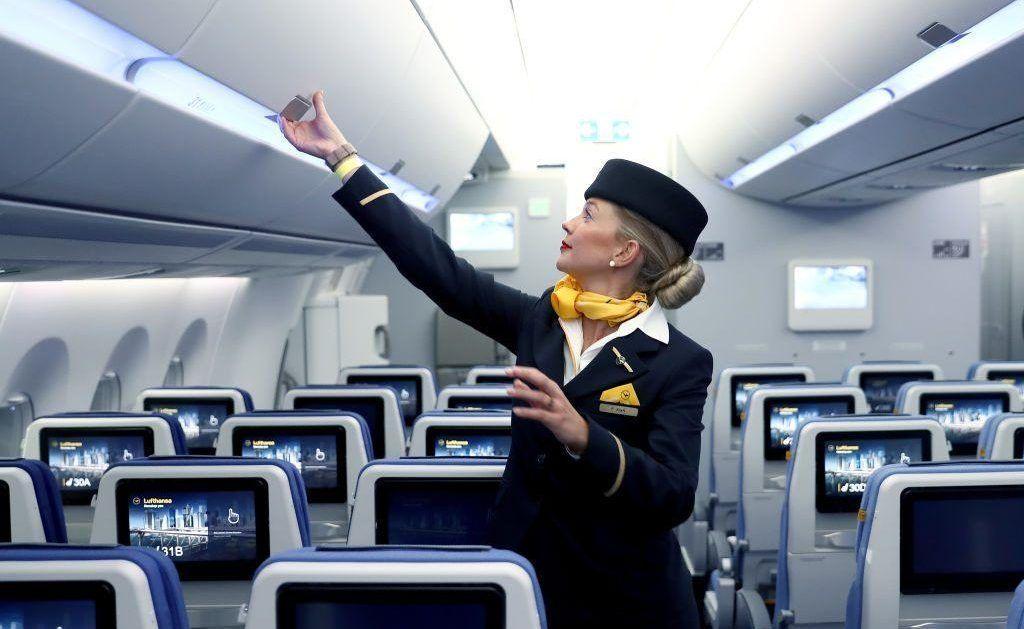 asientos en los aviones según el tipo de pasajero