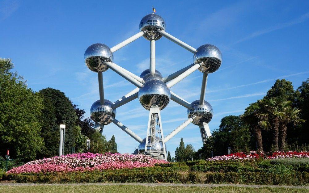 atomo gigante en bruselas