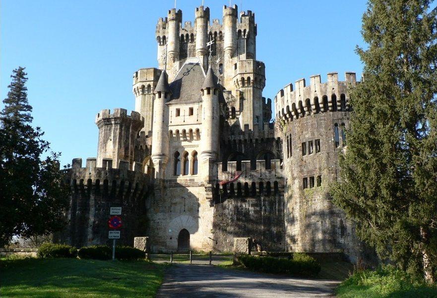 Castillo de Gatika