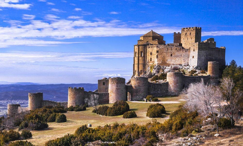 castillos más espectaculares de España
