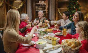 cenas de navidad más típicas de España