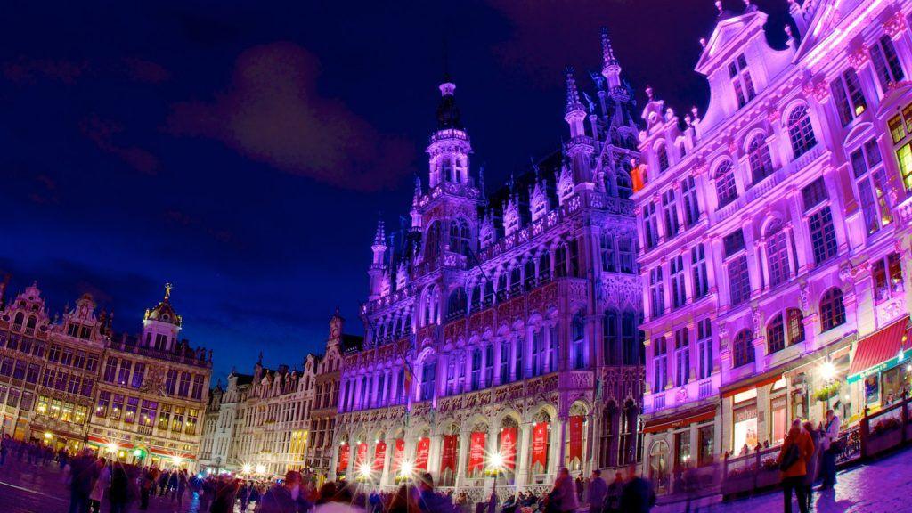 la gran plaza de bruselas