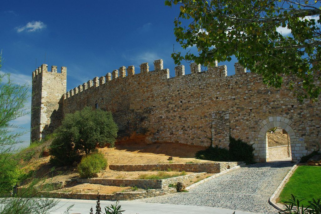 ciudad medieval de Cataluña