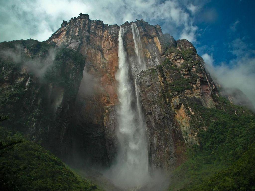 caida de agua mas grande del mundo