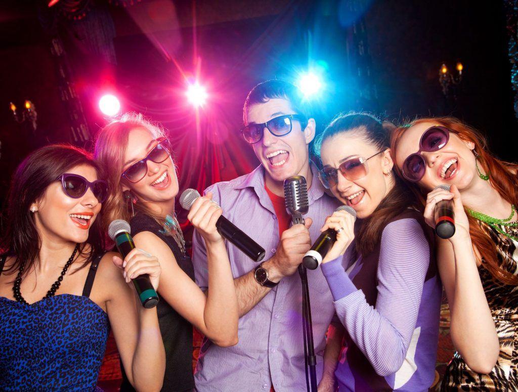 Karaoke original para cenar en madrid