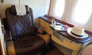 categorías de los pasajeros aéreos