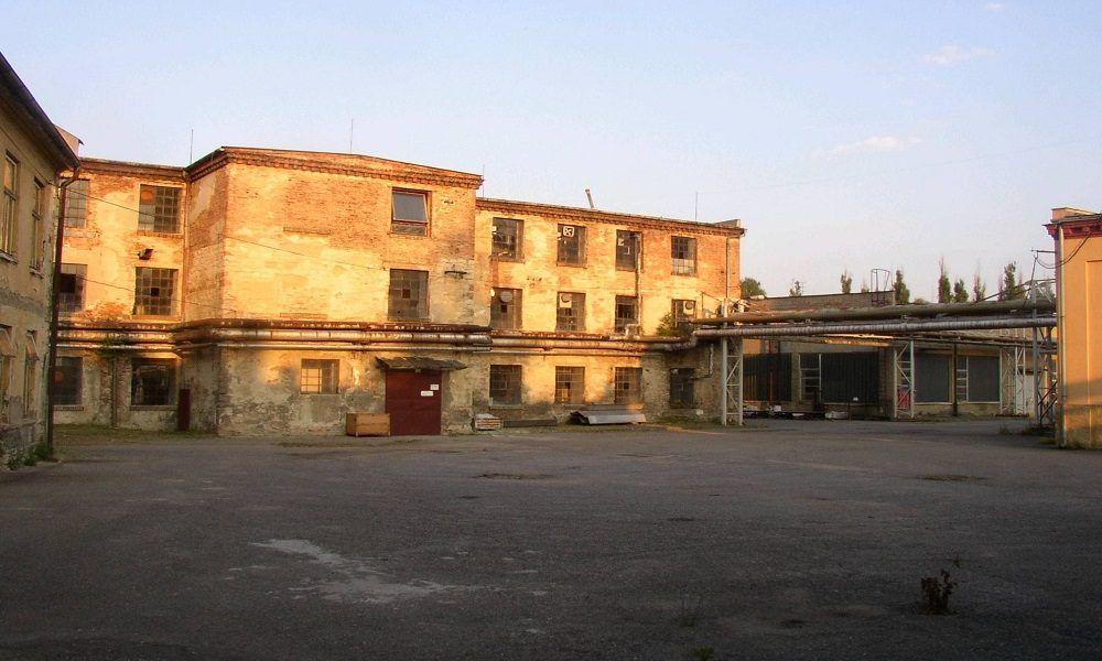 Fábrica de esmalte de Oskar Schindler
