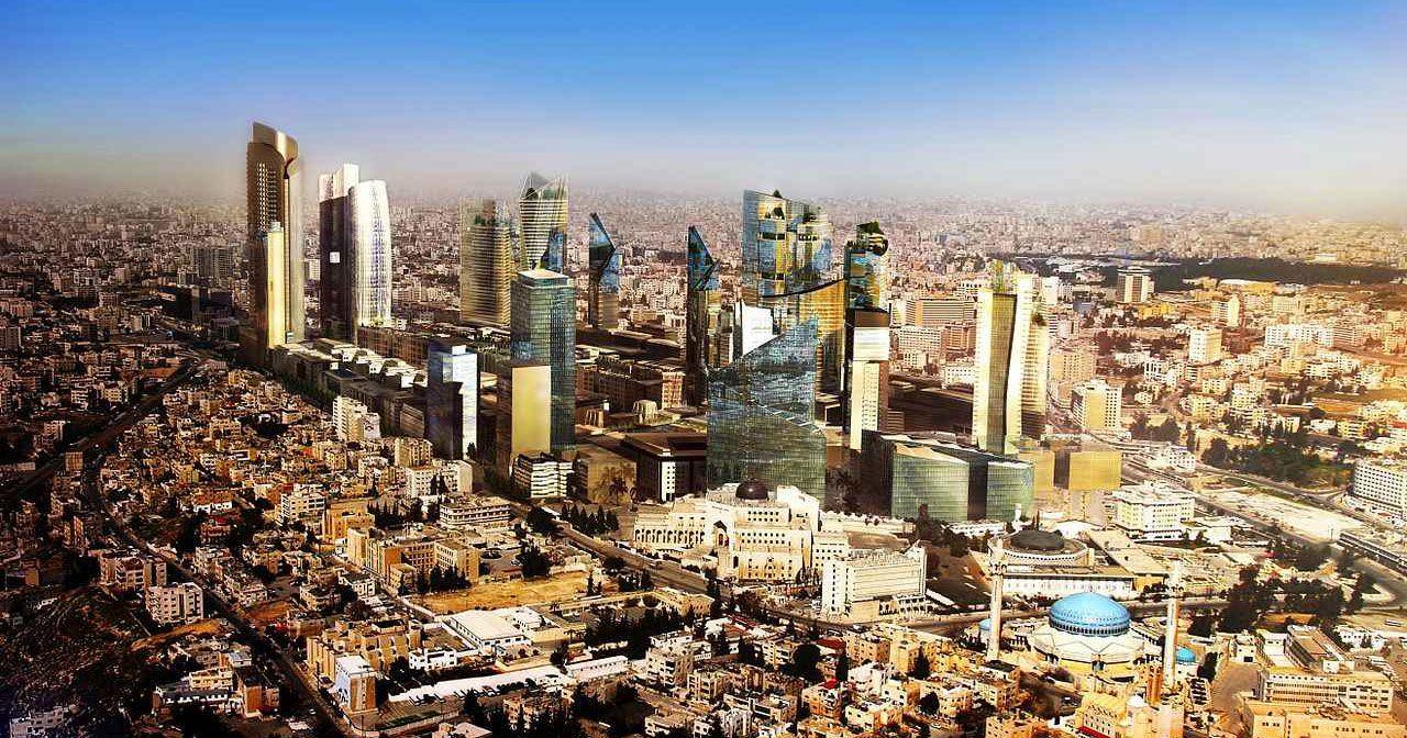 Lugares de Jordania