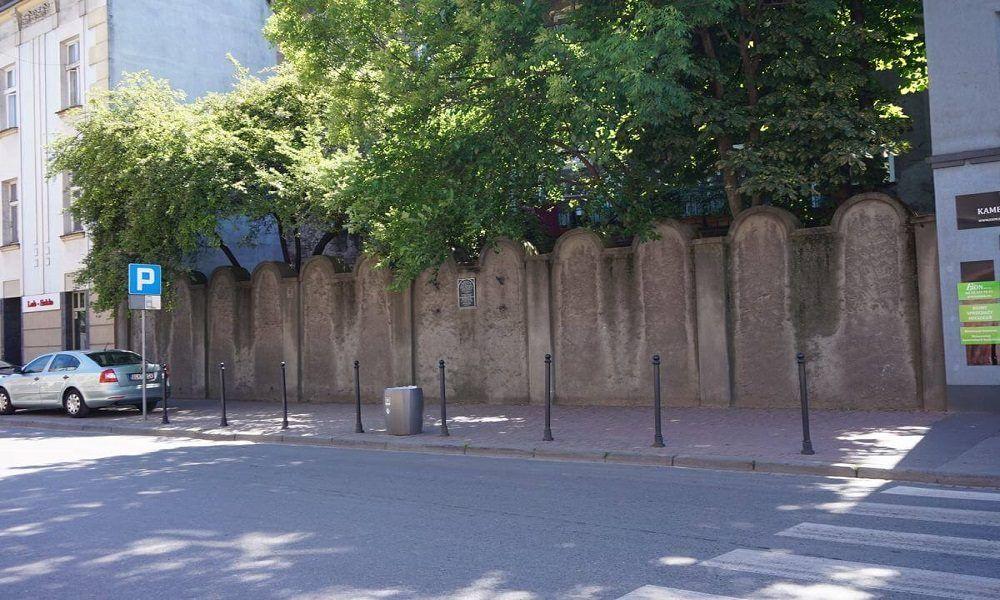 Muro del gueto judío