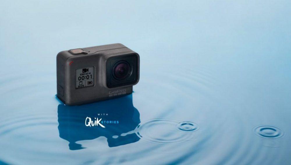 cámara go pro para viajeros y deportistas