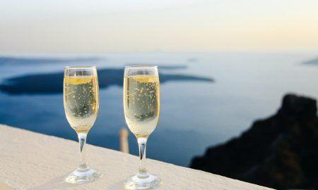 champagne Chardonnay de Oger