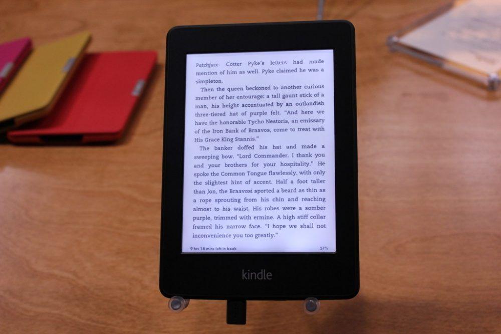 libros electrónicos de amazon