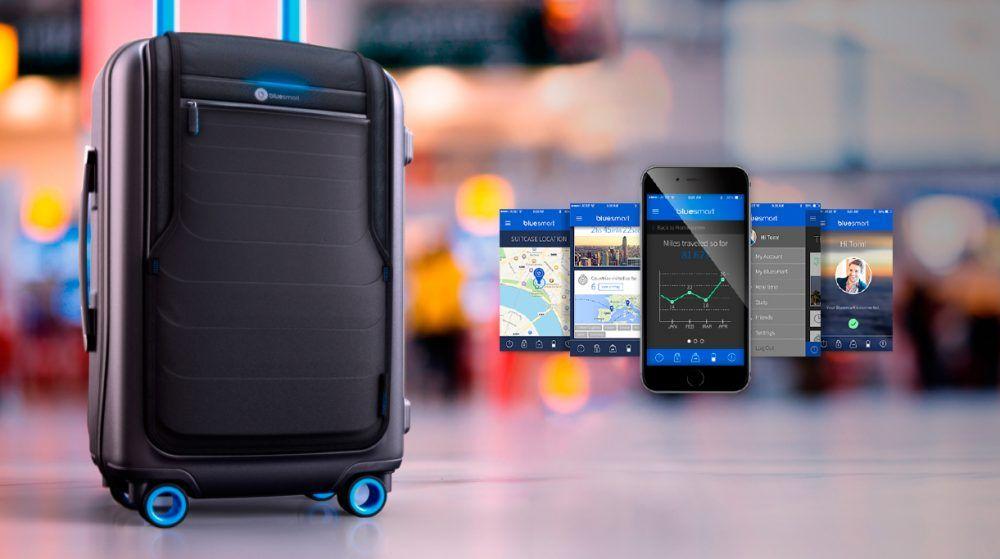 maletas con gps integrado