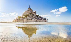Recorrido por Mont Saint Michel, una isla de cuento en Francia