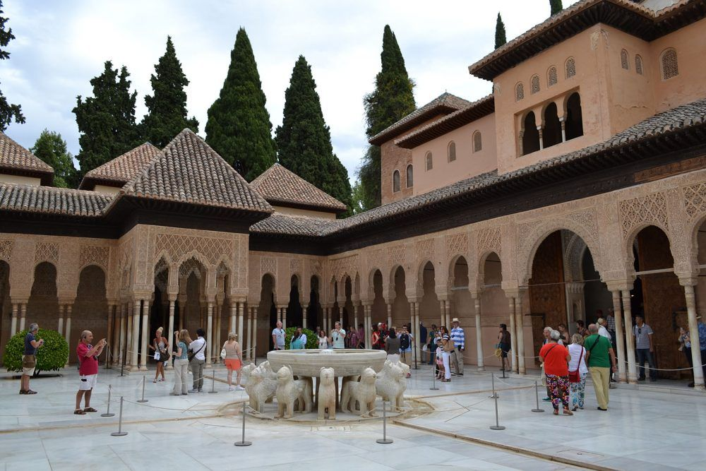 Romance en la Alhambra