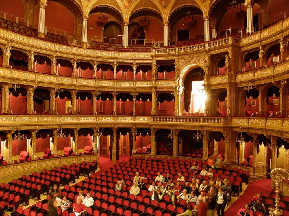 Ópera Budapest