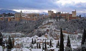 Monumentos del mundo cubiertos de nieve