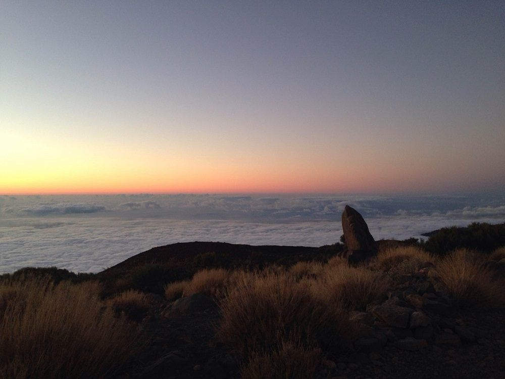 Ruta por la Montaña de Izaña