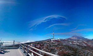 Ruta por la Montaña de Izaña y su observatorio en Tenerife