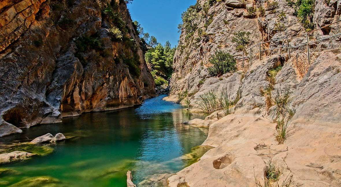mejores termas naturales de España