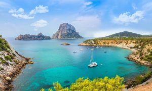 Ibiza isla blanca del Mediterráneo