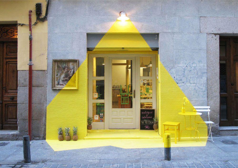 Restaurante Rayén en Madrid