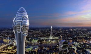 The Tulip, el nuevo y espectacular edificio de la ciudad de Londres
