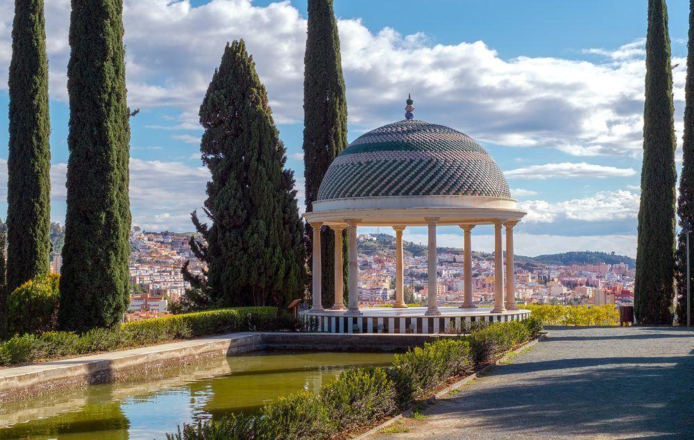 Jardín Botánico de la Concepción, Málaga
