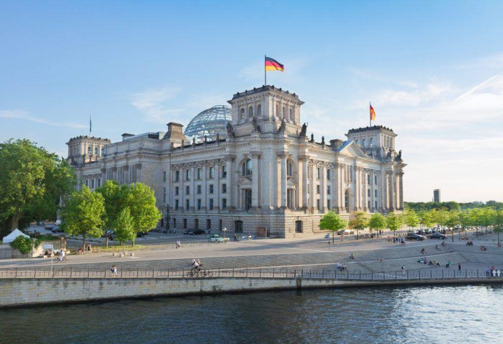 Reichstag Alemán