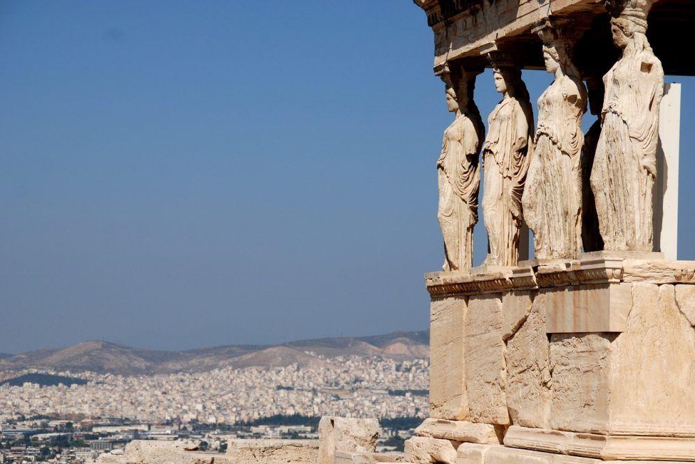 Viajar a Atenas como destino barato