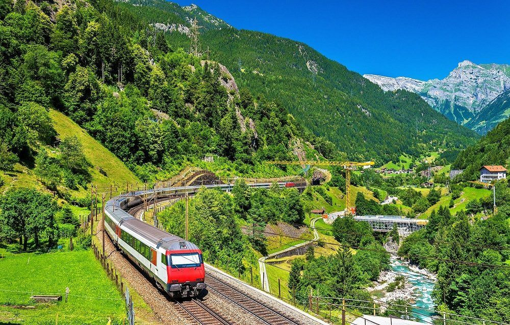 tren interrail
