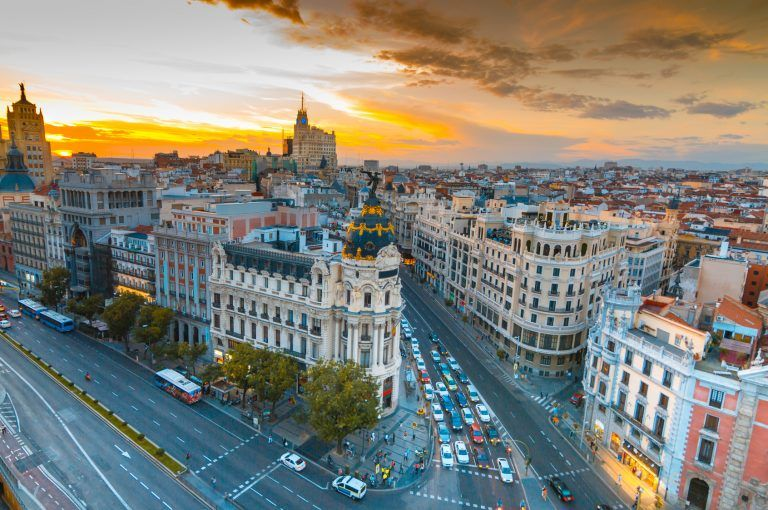 Los barrios de Madrid