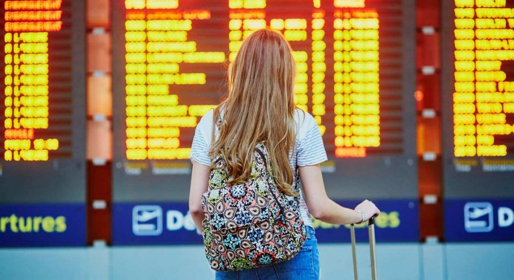 Compensación económica al retrasar el vuelo