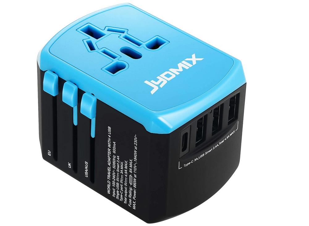 Adaptador Universal JYDMIX
