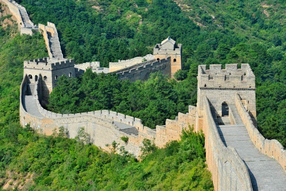 Muralla China en Pekín