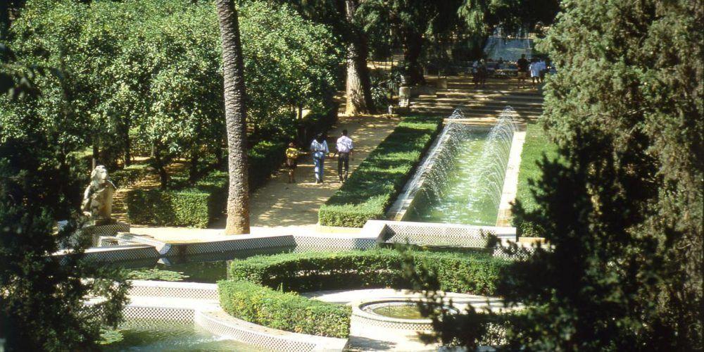 Parque de Maria Luisa entre los mejores parques urbanos de España