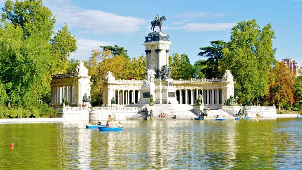 los 12 mejores parques urbanos de España