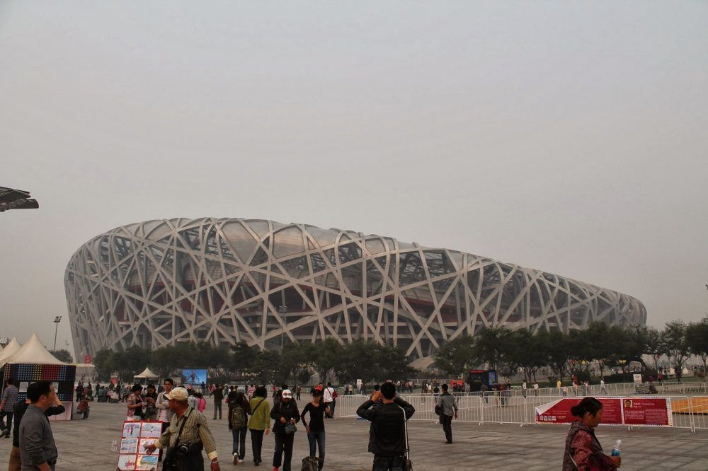 Qué ver en Pekín. zona olímpica